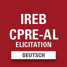 IREB® Certified Professional for Requirements Engineering - Advanced Level Requirements Elicitation Deutsch (Version 2.0.1)